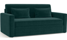 A One Sofa Cum Bed (Malibu Blue)