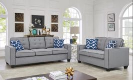 Urban Deonta 2 Piece Living Room Set