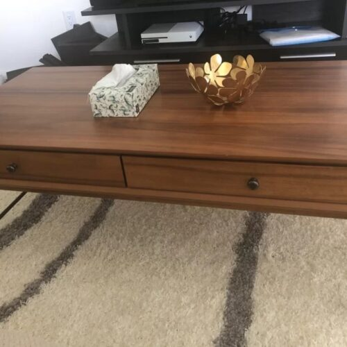 Urban Andersen Coffee Table with Storage photo review